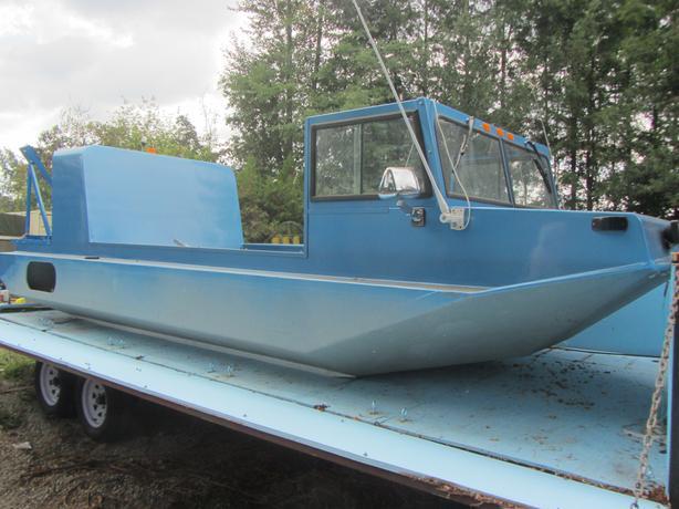 8 - 10 Passenger Hovercraft (project) South Nanaimo, Nanaimo