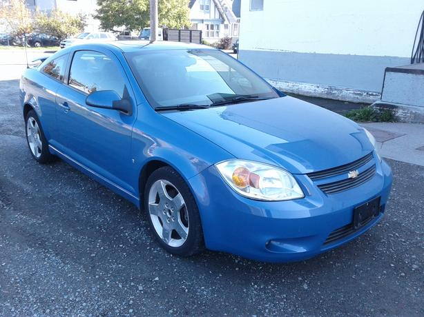 2008 Chevrolet Cobalt 2dr Cpe Sport