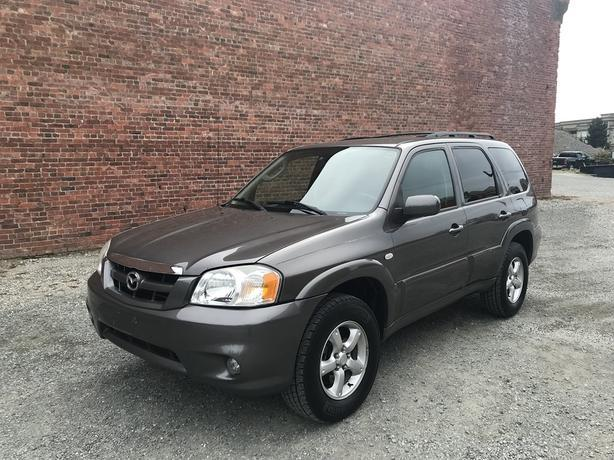 2006 MAZDA TRIBUTE GX V6 - 4WD - EXCELLENT CONDITION