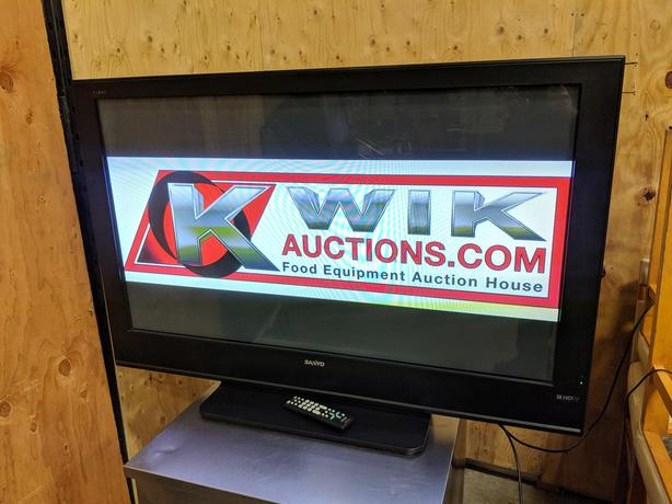 Sanyo, LG, Insignia TVs - October 27 Burnaby Auction