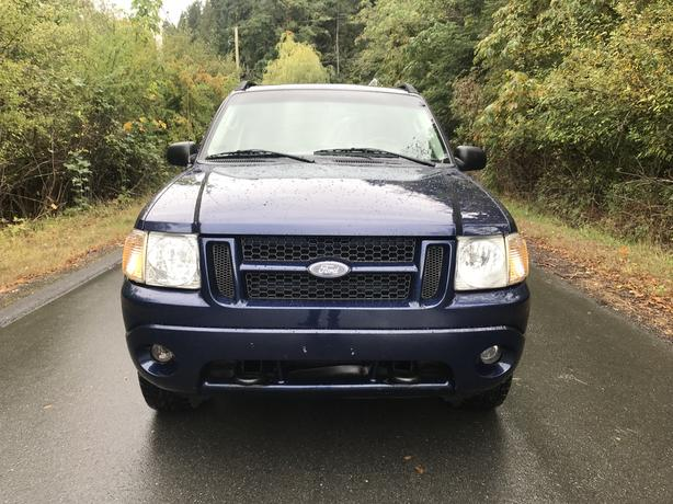 2005 FORD EXPLORER SPORT TRAC XLT - 4X4 - TONNEAU COVER - FULLY LOADED
