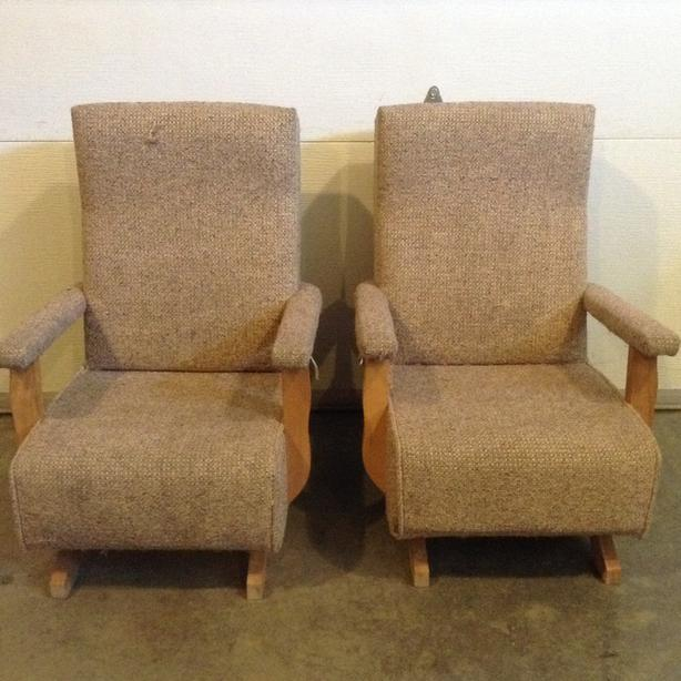 2 rocking chairs, $20 each