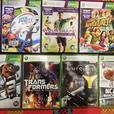 REDUCED - Xbox 360 Kinect bundle (With 11 games)