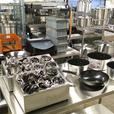 UNUSED Stainless, Bakery/Restaurant Fixtures - Online Liq. Auction!