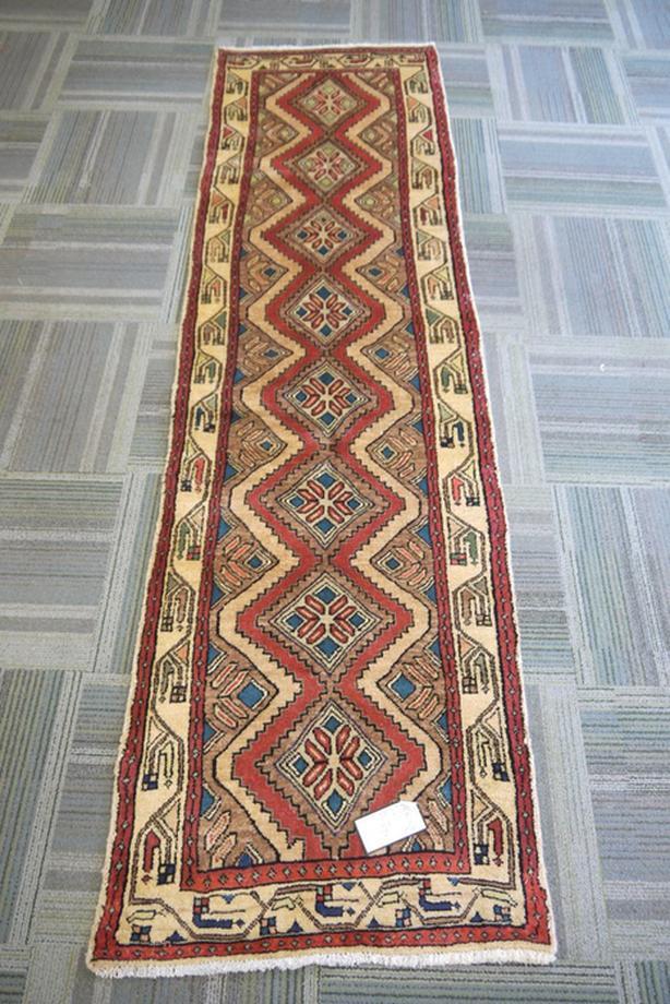 Persian Hallway Runner 10x3