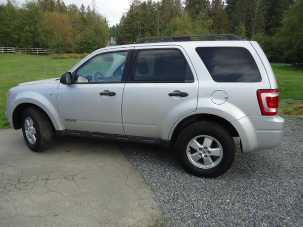 **Blowout Price** 2008 Ford Escape 4WD