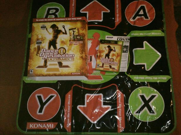 Dance Dance Revolution Ultramix 3.