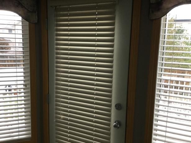 Hunter Douglas window blinds
