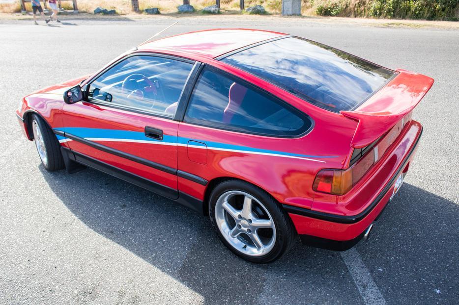 1988 Honda CRX Victoria City, Victoria
