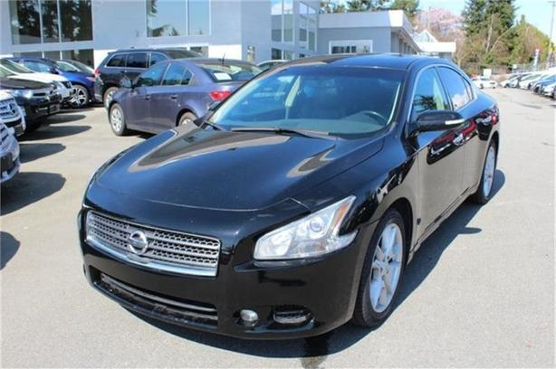 2011 Nissan Maxima 3.5 SV  - $114.02 B/W - - Bad Credit? Approved!