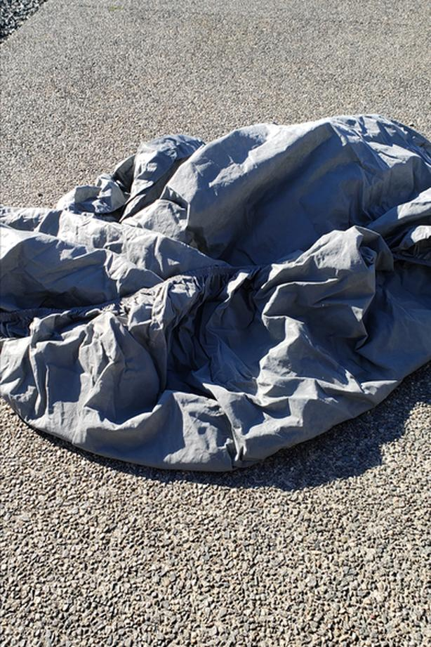 Car cover for a small car. Great shape. No tears.