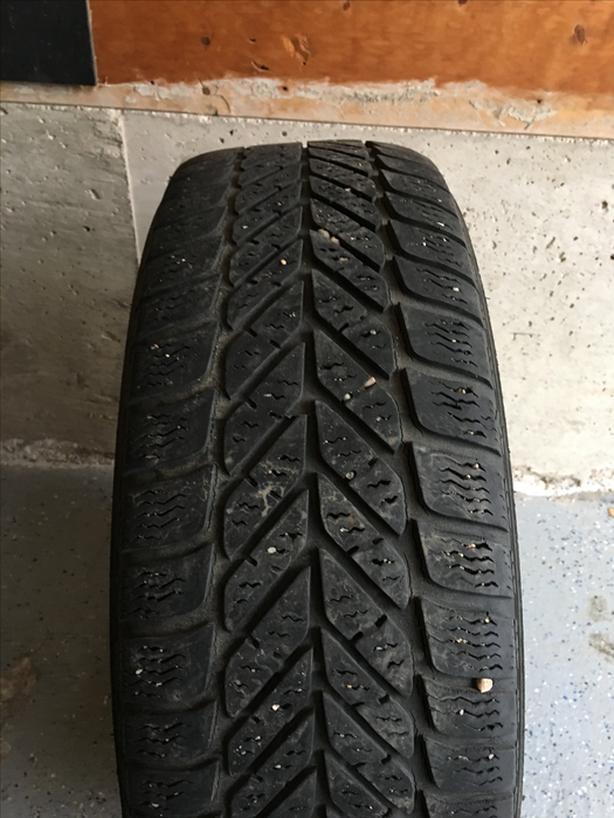 P195/65R15 - Winter tires + rims