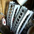 Quad ramps