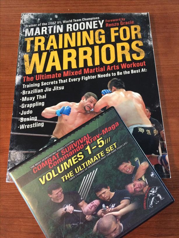 Krav Maga Workout DVD Series