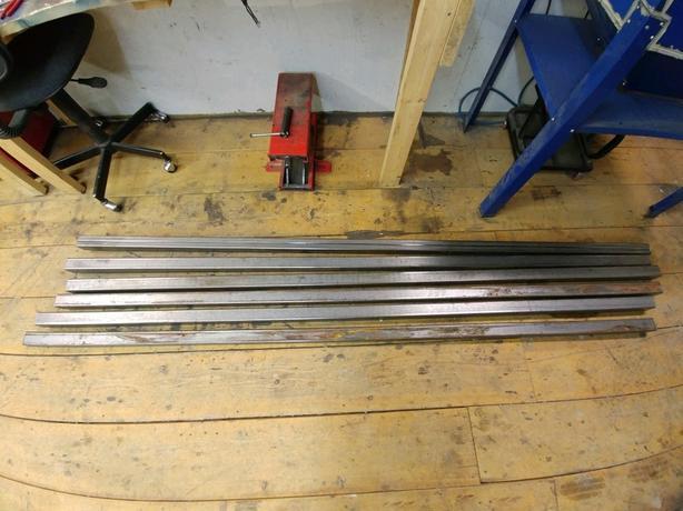 2X2 Steel