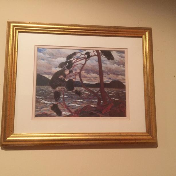 THE WEST WIND by Tom Thomson