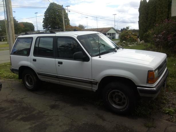 Ford Explorer 1991  in Duncan