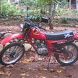 Wanted: Honda XL125 / 1979 - 1984