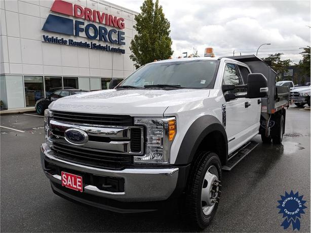 2017 Ford F-550 Super Duty DRW XLT