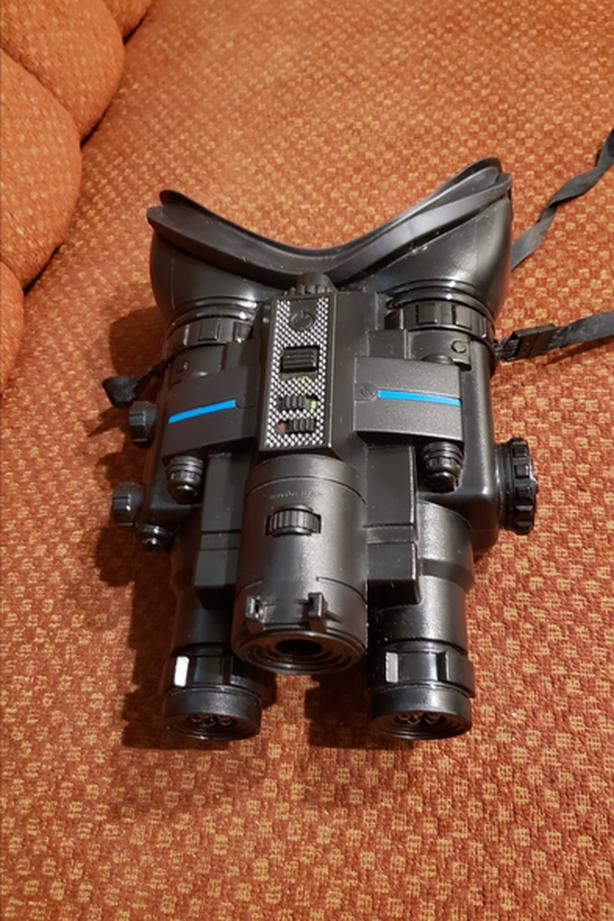 Spynet infrared night vision goggles