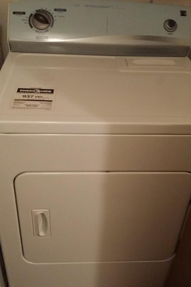 ONLY $200 KENMORE WASHER & DRYER