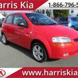 2006 Pontiac Wave 5 SE Low Kilometers