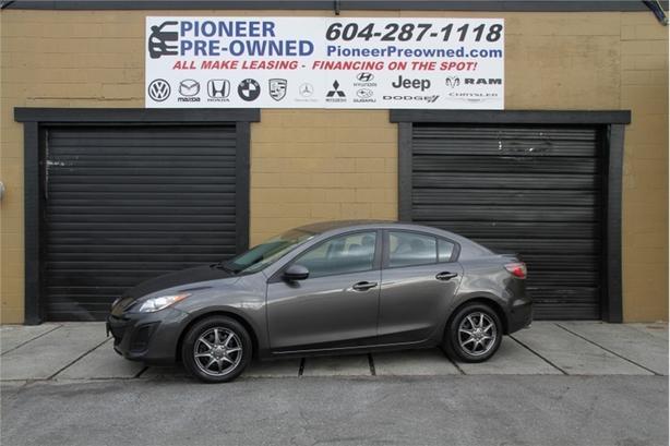 2010 Mazda Mazda3 GS  5 SPEED MANUAL!!, CLEAN CAR ZOOM ZOOM