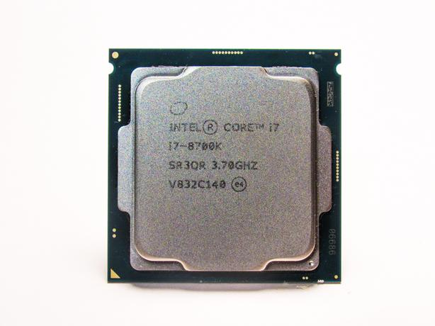 Intel Core i7 8700k 3.7GHZ 12MB Cache LGA1151 Unlocked CPU