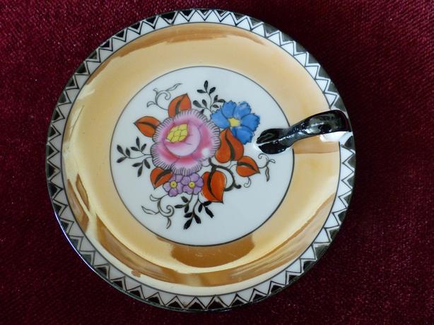 Noritake Round Candy/Pickle/Lemon Dish