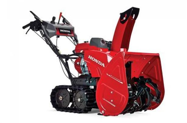 "2018 Honda HSS724CT - 24"" Track Drive"