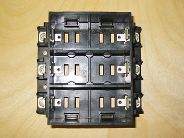 AEC 6 Circuit Max Fuse Bus Block (Part No: 3002495) ~ Rare!