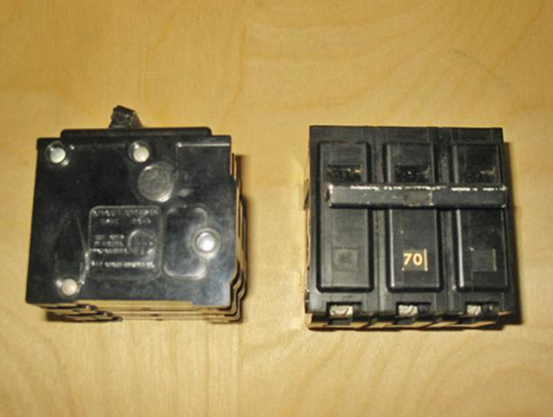 SIEMENS (ITE) EQ-P 70 Amp, 3 Pole, 240 Vac Circuit Breaker (ITE Q370) ~ Rare!