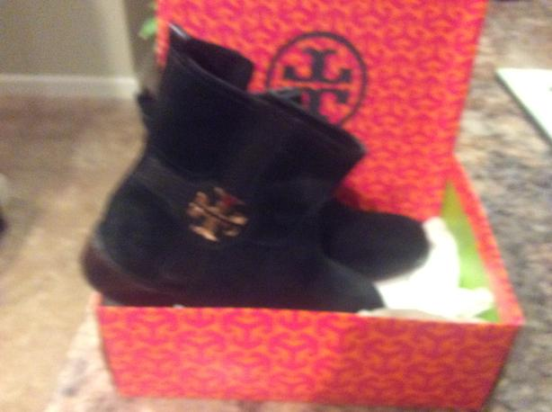a7db7f6b741a Tory Burch booties Central Saanich