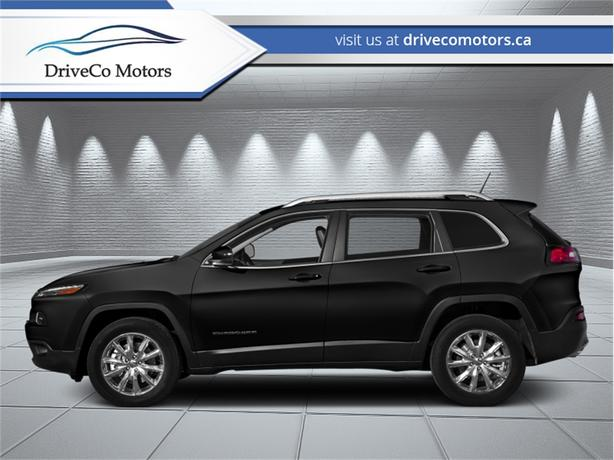 2017 Jeep Cherokee Sport  - Leather Seats -  Bluetooth