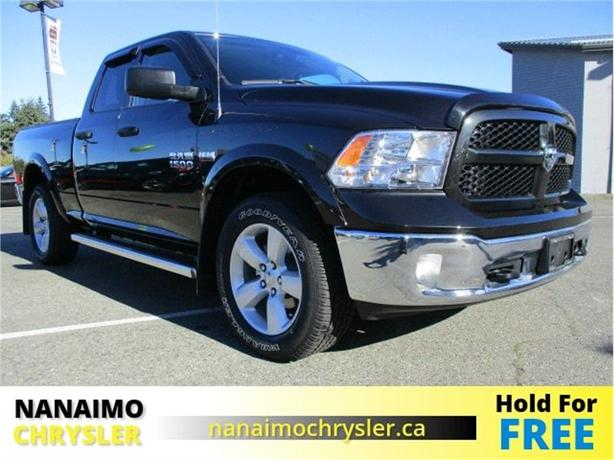 2017 Ram 1500 Outdoorsman One Owner No Accidents