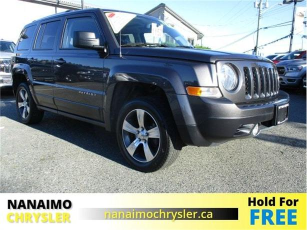 2016 Jeep Patriot High Altitude One Owner No Accidents