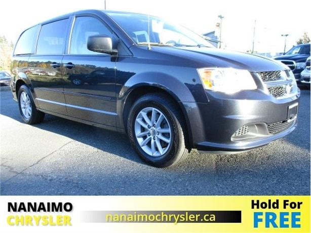 2014 Dodge Grand Caravan SXT One Owner No Accidents