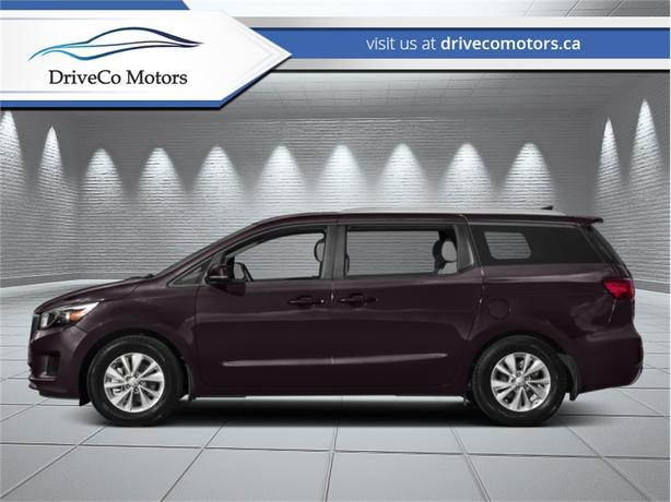 2018 Kia Sedona LX+  - Heated Seats -  Power Tailgate - $231.16 B/W