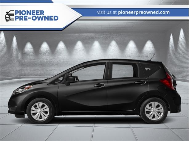 2018 Nissan Versa Note S  - Bluetooth - Low Mileage