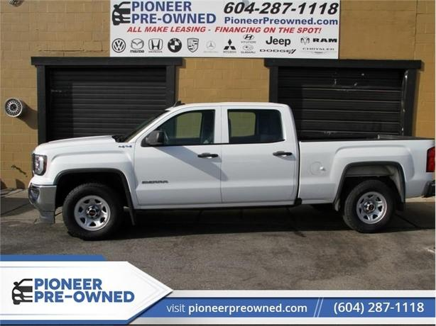 2017 GMC Sierra 1500 Base  - Cruise Control -  Power Doors
