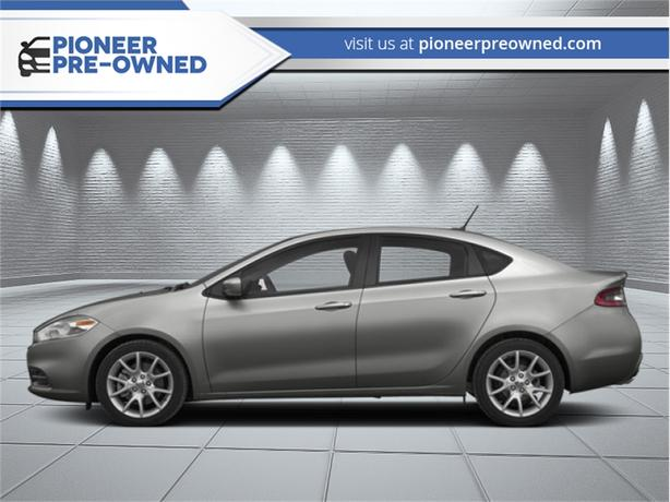 2013 Dodge Dart BASE  -  Power Seats