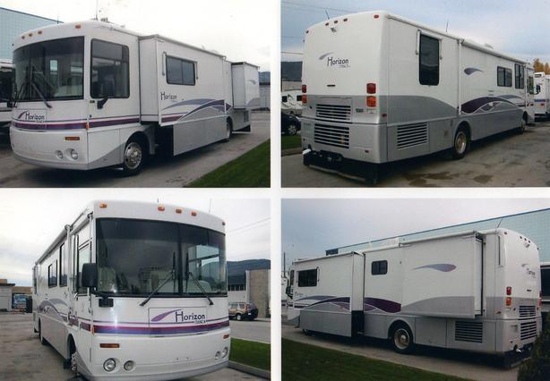 2000 Horizon Itasca Motor Home