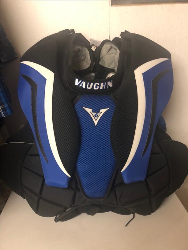 Vaughn V6 Goaltender Body Armor - Large