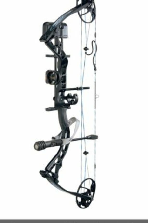 Looking for a left handed recurve or compound bow