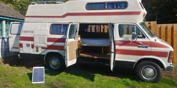  Log In needed $8,800 · Dodge Ram 350 camper van