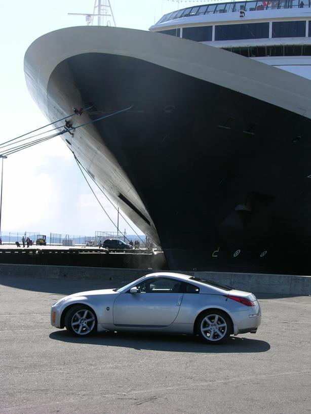 2005 350Z Touring