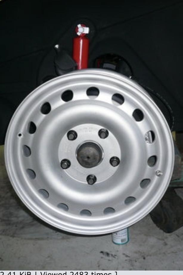Wanted Porsche 944 spare tire and wheel