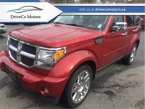 2009 Dodge Nitro SE/SXT  - $145.71 B/W - - Bad Credit? Approved!