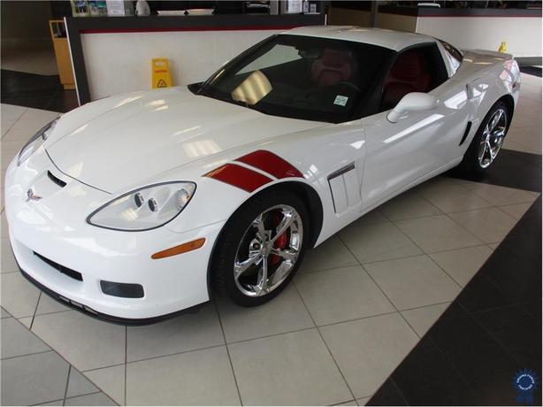 2012 Chevrolet Corvette Grand Sport 3LT w/1SC