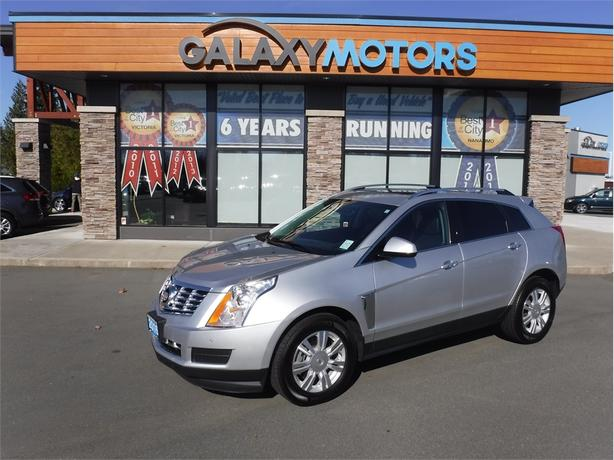 2016 Cadillac SRX LUXURY- Navigation, LCD Touch Screen